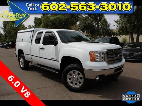 2011 GMC Sierra 2500HD for sale in Mesa, AZ