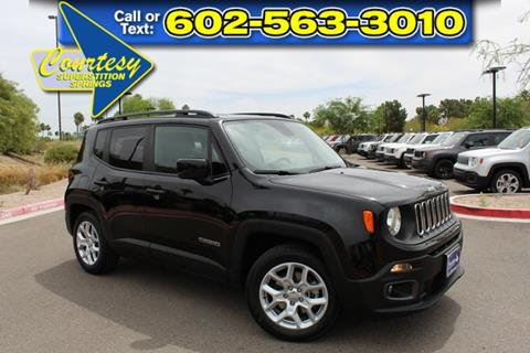2017 Jeep Renegade for sale in Mesa, AZ
