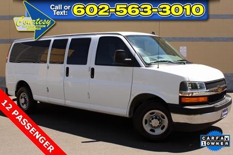 2018 Chevrolet Express Passenger for sale in Mesa, AZ