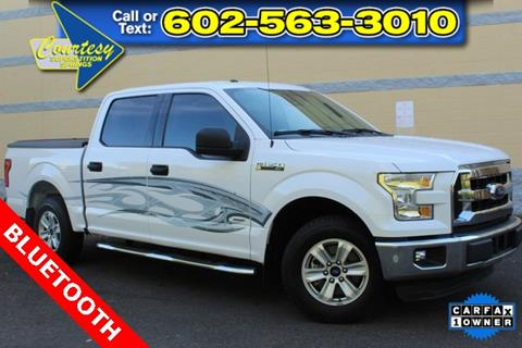 2016 Ford F-150 for sale in Mesa, AZ