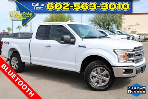 2018 Ford F-150 for sale in Mesa, AZ