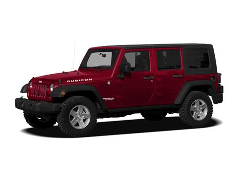 2008 Jeep Wrangler Unlimited for sale in Mesa, AZ
