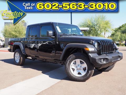 2020 Jeep Gladiator for sale in Mesa, AZ