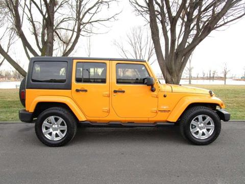 2012 Jeep Wrangler Unlimited for sale in Nampa, ID