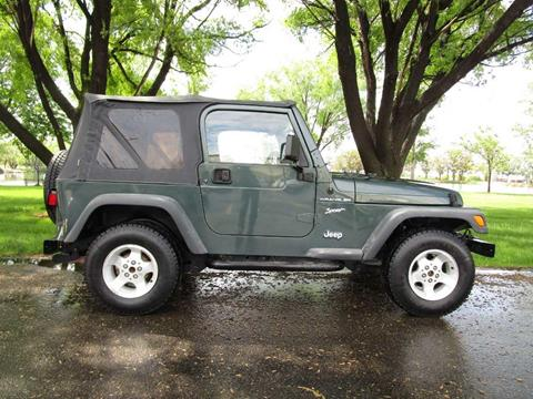 2002 Jeep Wrangler for sale in Nampa, ID