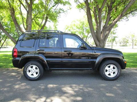 2003 Jeep Liberty for sale in Nampa, ID