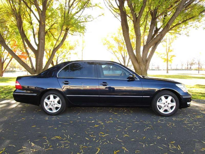 2005 Lexus LS 430 for sale at Drive Happy Auto Sales in Nampa ID