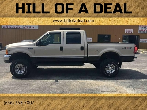 1999 Ford F-250 Super Duty for sale in Elsberry, MO