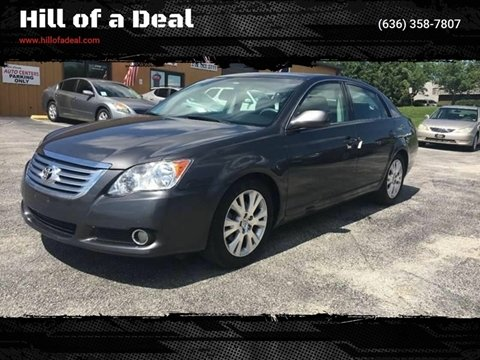 2008 Toyota Avalon for sale in Elsberry, MO
