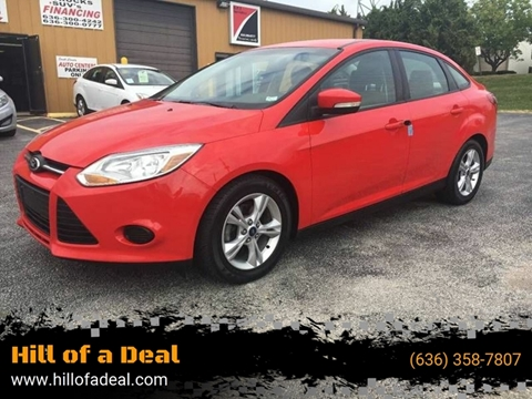 2013 Ford Focus for sale in Elsberry, MO