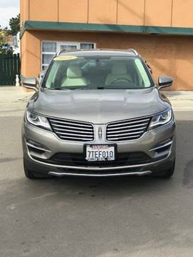 2016 Lincoln MKC for sale in San Diego, CA