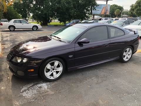 2004 Pontiac GTO for sale in West Melbourne, FL