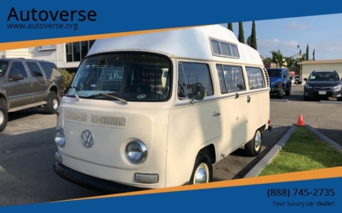 1970 Volkswagen Bus for sale in La Habra, CA