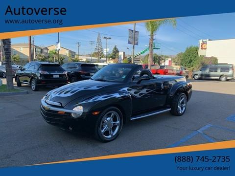 2003 Chevrolet SSR for sale in La Habra, CA