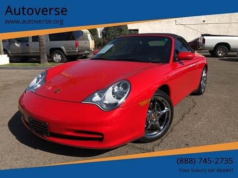 2003 Porsche 911 for sale in La Habra, CA