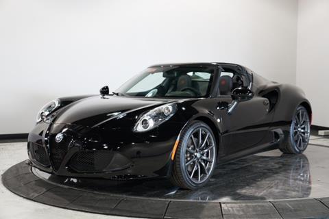 2018 Alfa Romeo 4C for sale in San Diego, CA