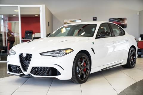 2019 Alfa Romeo Giulia Quadrifoglio for sale in San Diego, CA