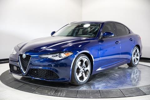 2017 Alfa Romeo Giulia for sale in San Diego, CA