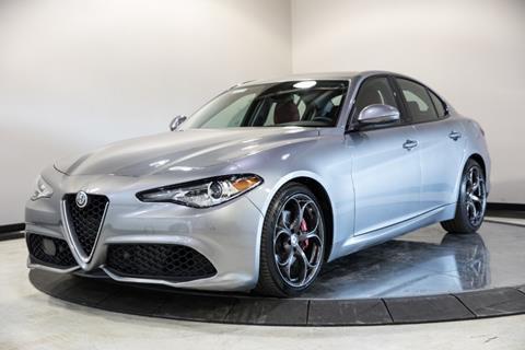 2018 Alfa Romeo Giulia for sale in San Diego, CA
