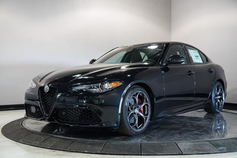 2019 Alfa Romeo Giulia for sale in San Diego, CA