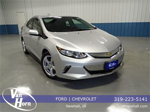 2018 Chevrolet Volt for sale in Newhall, IA