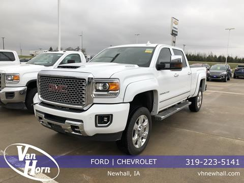 2017 GMC Sierra 2500HD for sale in Newhall, IA