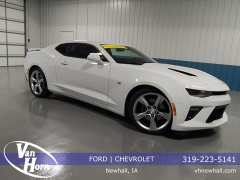 2016 Chevrolet Camaro for sale in Newhall, IA