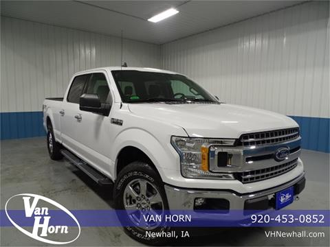 2019 Ford F-150 for sale in Newhall, IA