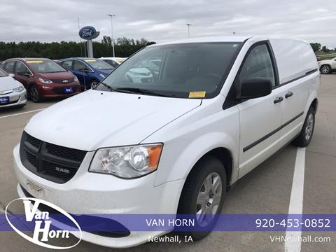 2014 RAM C/V for sale in Newhall, IA