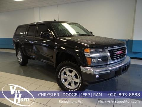 2010 GMC Canyon for sale in Stoughton, WI