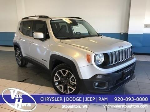 2017 Jeep Renegade for sale in Stoughton, WI