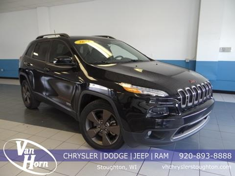 2016 Jeep Cherokee for sale in Stoughton, WI