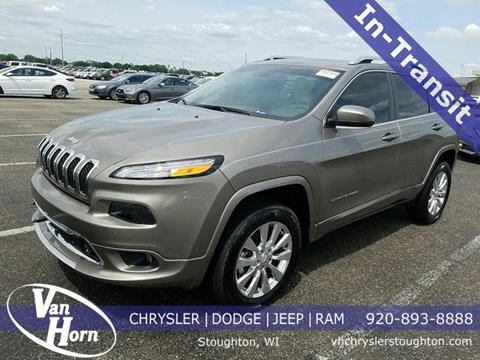 2018 Jeep Cherokee for sale in Stoughton, WI
