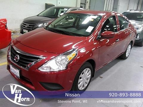 2019 Nissan Versa for sale in Stevens Point, WI