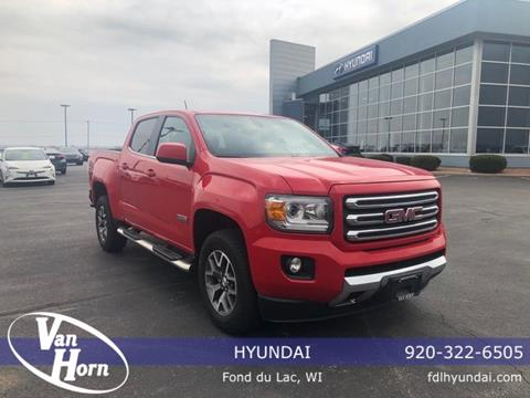 2016 GMC Canyon for sale in Fond Du Lac, WI