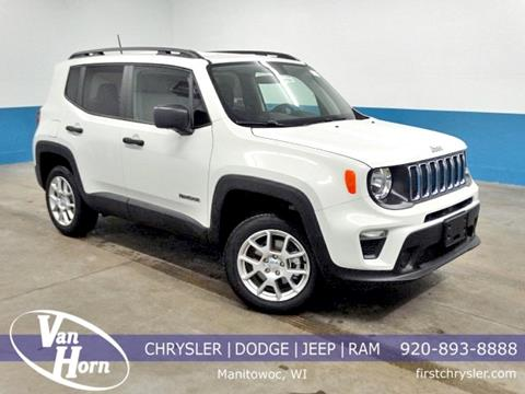 2019 Jeep Renegade for sale in Manitowoc, WI