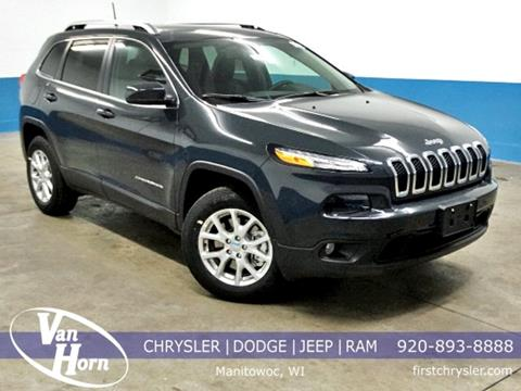 2018 Jeep Cherokee for sale in Manitowoc, WI