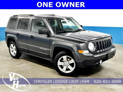 2014 Jeep Patriot for sale in Manitowoc, WI