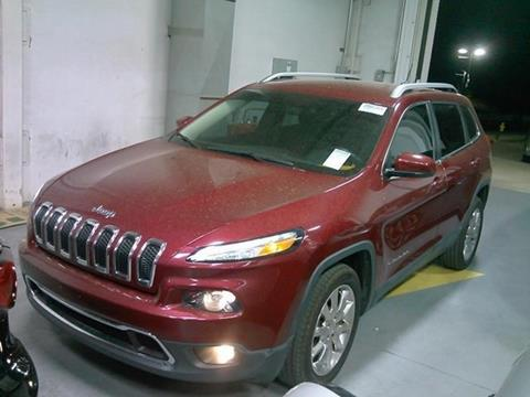2014 Jeep Cherokee for sale in Manitowoc, WI