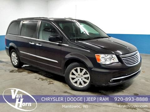2015 Chrysler Town and Country for sale in Manitowoc, WI