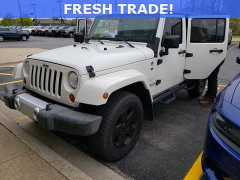 2010 Jeep Wrangler Unlimited for sale in Manitowoc, WI