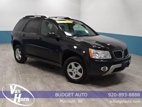 2009 Pontiac Torrent for sale in Plymouth, WI
