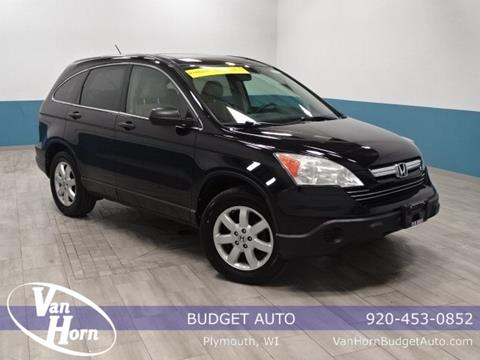 2009 Honda CR-V for sale in Plymouth, WI