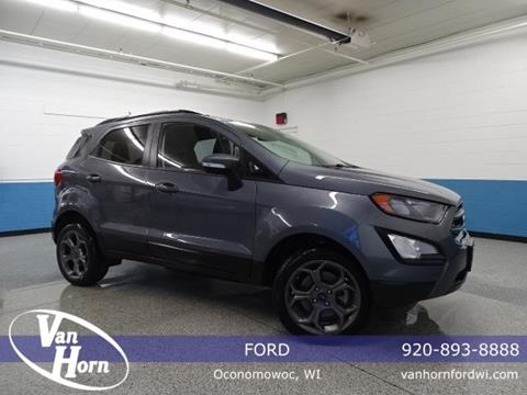 2018 Ford EcoSport for sale in Oconomowoc, WI