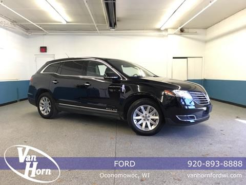 2017 Lincoln MKT Town Car for sale in Oconomowoc, WI