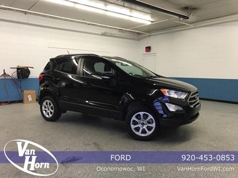2018 Ford EcoSport for sale in Oconomowoc, WI