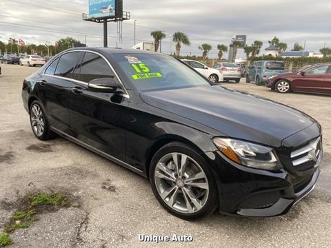 2015 Mercedes-Benz C-Class for sale in Orlando, FL