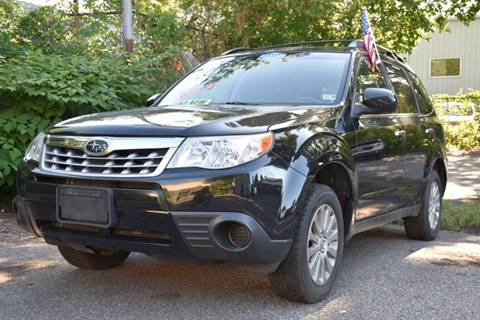 2011 Subaru Forester for sale at Wheel Deal Auto Sales LLC in Norfolk VA