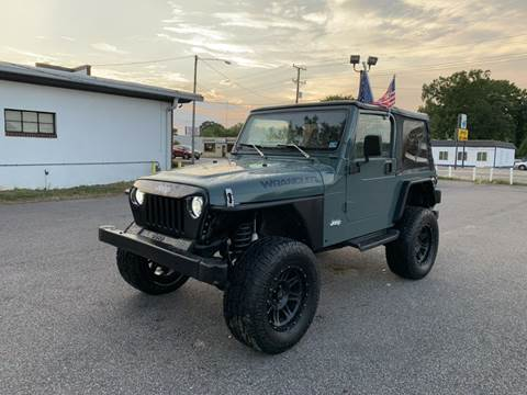 1997 Jeep Wrangler for sale in Norfolk, VA