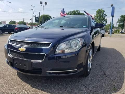 2010 Chevrolet Malibu for sale at Wheel Deal Auto Sales LLC in Norfolk VA